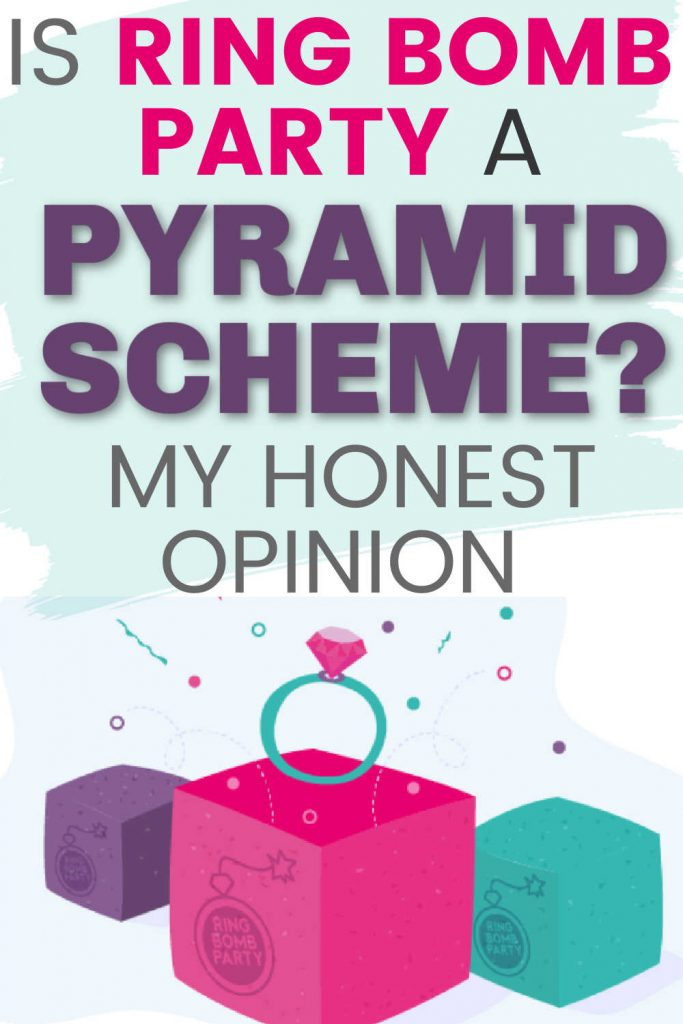 Is Ring Bomb Party a Pyramid Scheme? My Honest Opinion and a Full Review