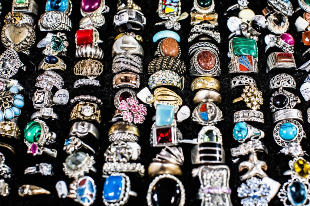 cheap costume jewelry rings