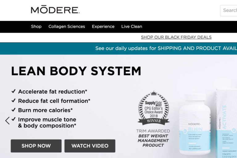 Is modere a pyramid scheme